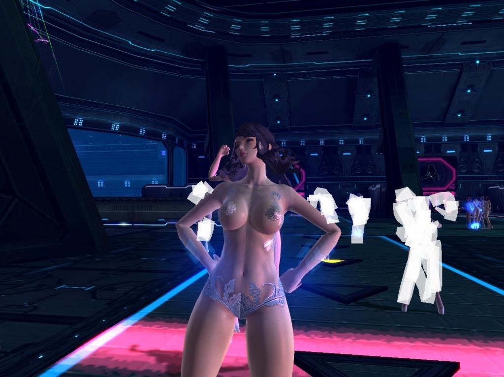 Online nude game Scarlet Blade – Getting Suckered In (NSFW, Nudity)